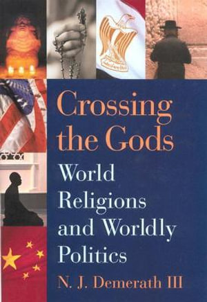 Cover of Crossing the Gods
