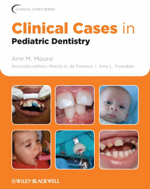 Cover of Clinical Cases in Pediatric Dentistry