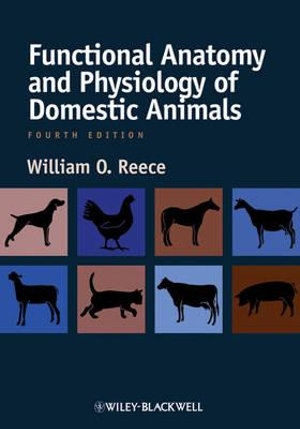 Cover of Functional Anatomy and Physiology of Domestic Animals