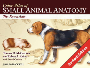 Cover of Color Atlas of Small Animal Anatomy