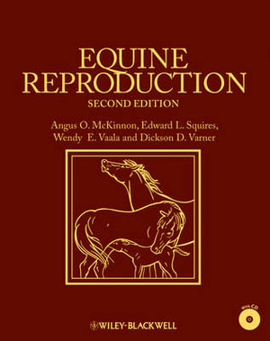Cover of Equine Reproduction