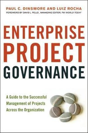 Cover of Enterprise Project Governance