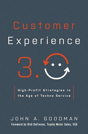 Cover of Customer Experience 3.0