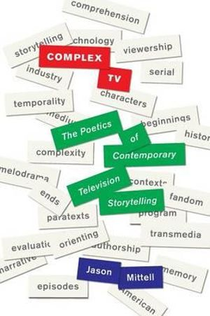 Cover of Complex TV