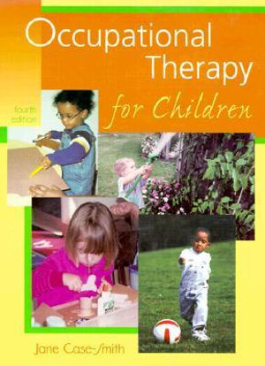 Cover of Occupational Therapy for Children