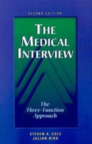 Cover of The Medical Interview