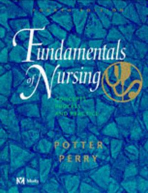 Cover of Fundamentals of Nursing