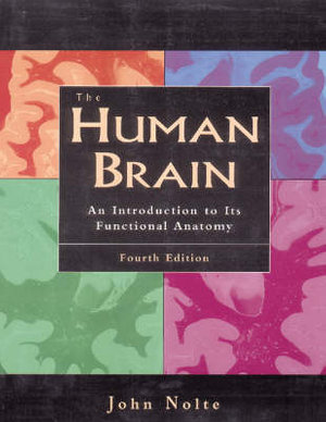 Cover of The human brain