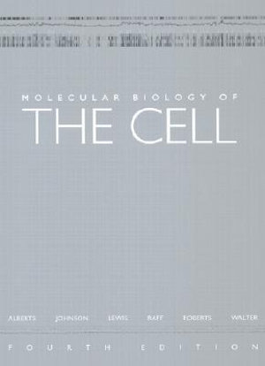 Cover of Molecular Biology of the Cell: Software