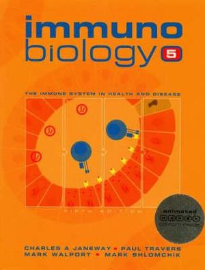 Cover of Immunobiology Five