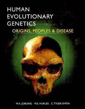 Cover of Human Evolutionary Genetics