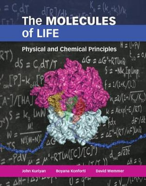 Cover of The Molecules of Life