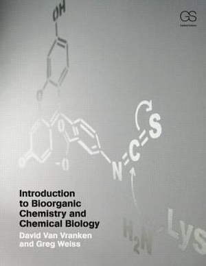 Cover of Introduction to Bioorganic Chemistry and Chemical Biology
