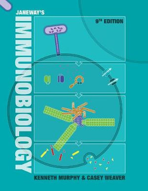 Cover of Janeway's Immunobiology