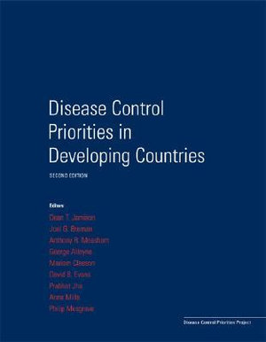 Cover of Disease Control Priorities in Developing Countries