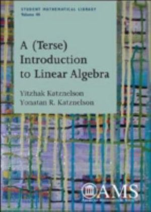 Cover of A (terse) Introduction to Linear Algebra
