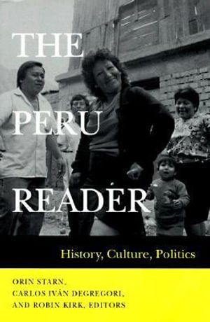 Cover of The Peru Reader