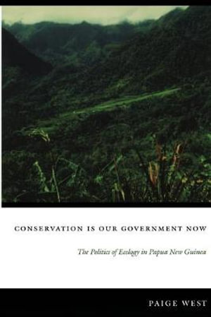 Cover of Conservation Is Our Government Now