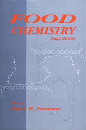 Cover of Food Chemistry, Third Edition