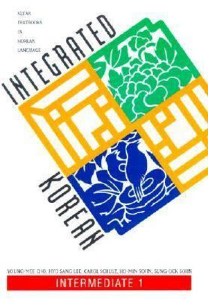 Cover of Integrated Korean