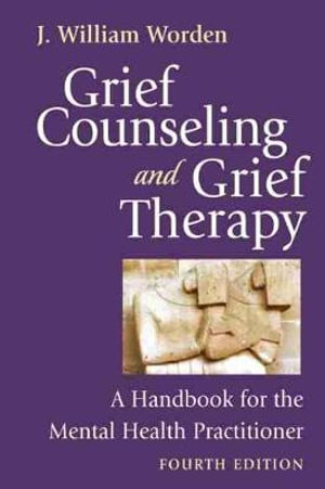 Cover of Grief Counseling and Grief Therapy H/C