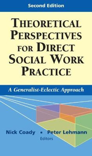 Cover of Theoretical Perspectives for Direct Social Work Practice
