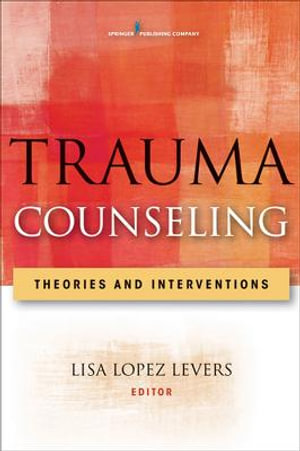 Cover of Trauma Counseling