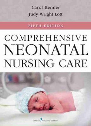 Cover of Comprehensive Neonatal Nursing Care