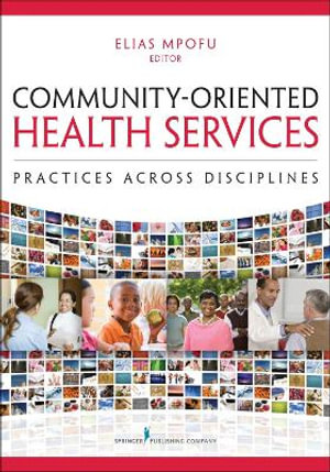 Cover of Community-Oriented Health Services