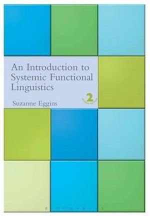 Cover of Introduction to Systemic Functional Linguistics