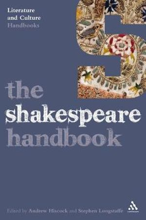 Cover of The Shakespeare Handbook