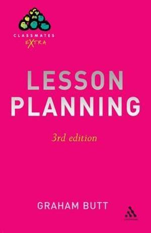 Cover of Lesson Planning 3rd Edition