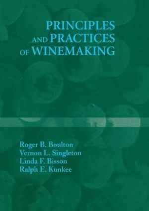 Cover of Principles and Practices of Winemaking