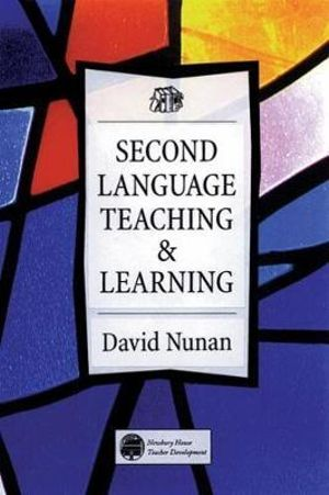 Cover of Second language teaching & learning