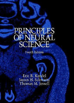 Cover of Principles of neural science
