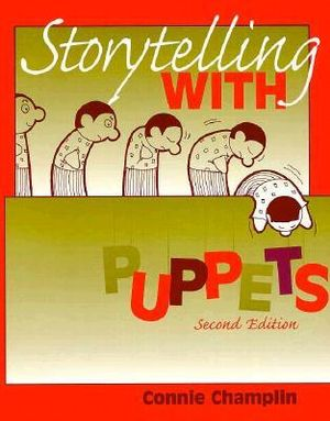 Cover of Storytelling with Puppets