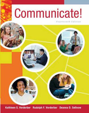 Cover of Communicate!