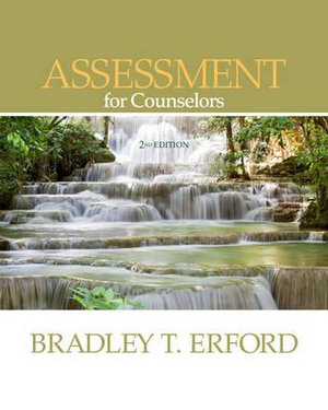 Cover of Assessment for Counselors