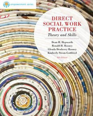 Cover of Brooks/Cole Empowerment Series: Direct Social Work Practice