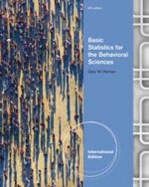 Cover of Basic Statistics for the Behavioral Sciences
