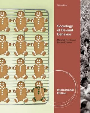 Cover of Sociology of Deviant Behavior