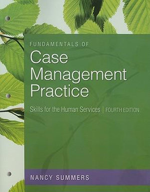 Cover of Fundamentals of Case Management Practice: Skills for the Human Services