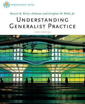 Cover of Brooks/Cole Empowerment Series: Understanding Generalist Practice