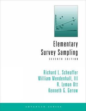 Cover of Elementary Survey Sampling