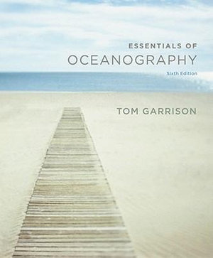 Cover of Essentials of Oceanography