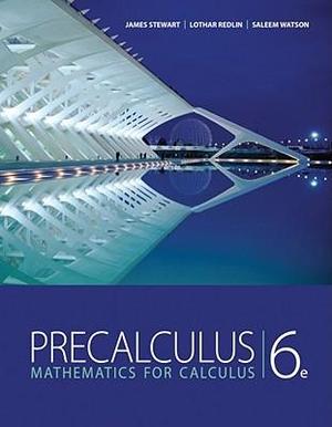 Cover of Precalculus: Mathematics for Calculus
