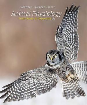 Cover of Animal Physiology : From Genes to Organisms