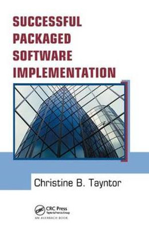 Cover of Successful Packaged Software Implementation