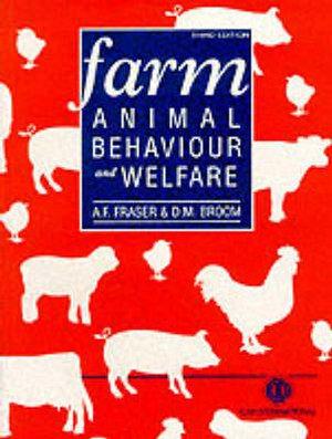 Cover of Farm Animal Behaviour and Welfare