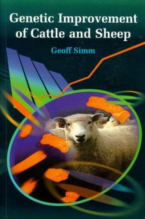 Cover of Genetic Improvement of Cattle and Sheep